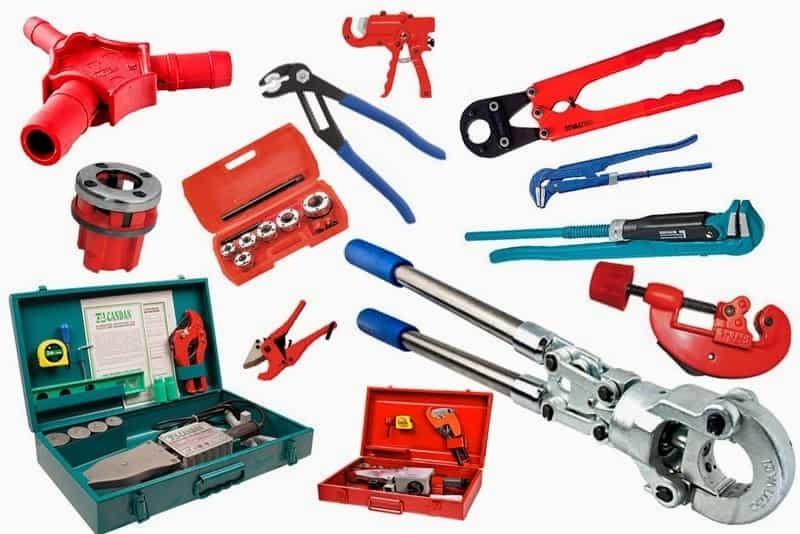 Инструменты, оборудование, расходные материалы и принадлежности