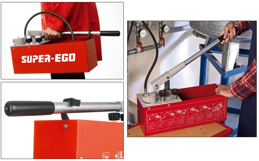 Проверка на герметичность, испытание и опрессовка трубопроводов