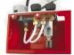 Ручной испытательный опрессовочный насос SUPER-EGO RP50-S 1
