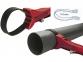 Ленточный (ременной) трубный ключ SUPER-EGO 123, EASYGRIP 20 - 200 мм 3