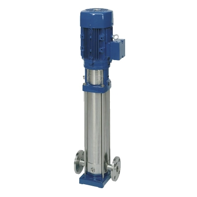 Вертикальный многоступенчатый насос Speroni VS 2-18