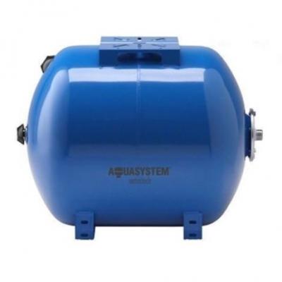 Гидроаккумулятор Aquasystem VAO 80 л (горизонтальный)