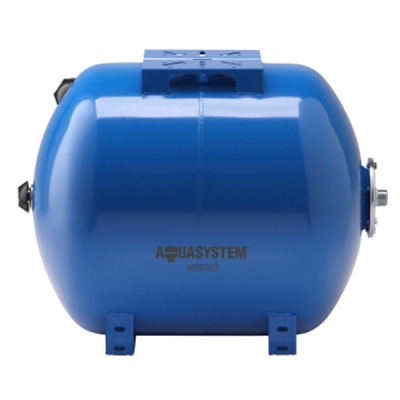 Гидроаккумулятор Aquasystem VAO 24 л (горизонтальный)