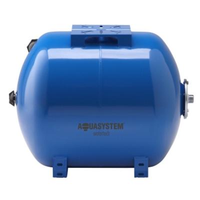 Гидроаккумулятор Aquasystem VAO 35 л (горизонтальный)