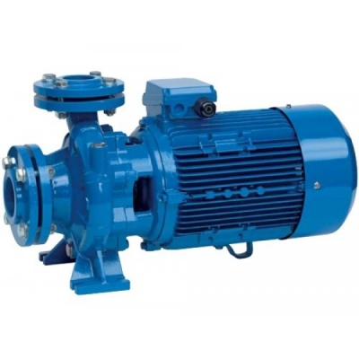 Промышленный центробежный моноблочный насос Speroni CS 80-200A