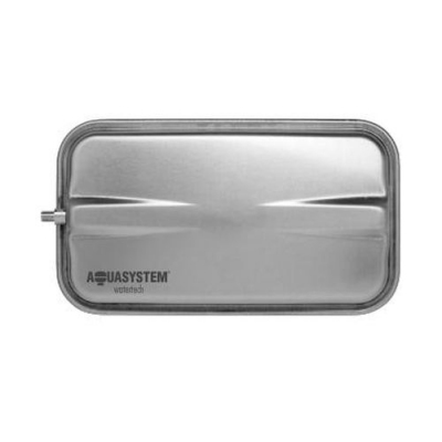 Расширительный бак Aquasystem VRP 205-14 литров (плоский прямоугольный)