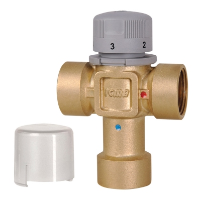 Термостатический муфтовый смеситель ICMA 149 1