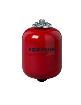 Расширительный бак Aquasystem VR 8 литров (круглый)