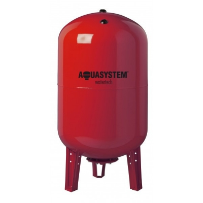 Расширительный бак Aquasystem VRV 400 литров (с ножками)
