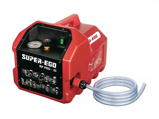 Электрический испытательный опрессовочный насос SUPER-EGO RP PRO 3