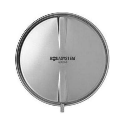 Расширительный бак Aquasystem VCP 328-12 литров (плоский круглый)